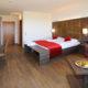 Hotelzimmer Familie Deluxe